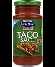 Sm organic taco sauce ...