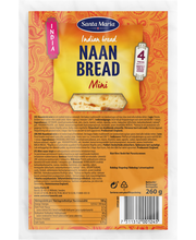 India Naan Bread Mini