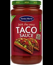 Sm taco sauce mild 320g