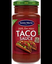 Sm taco sauce mild 230g