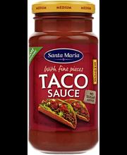Taco sauce med