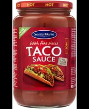 Sm taco sauce hot 800g