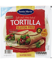 Santa Maria 224G Tex Mex Tortilla Gluten Free