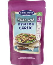 Santa Maria 150G Asian Wok Oyster & Garlic