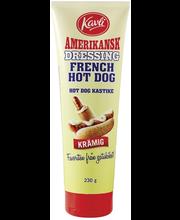 Kavli 230g Hot dog kastike