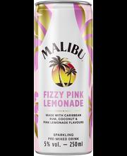 Malibu Fizzy Pink Lemo...
