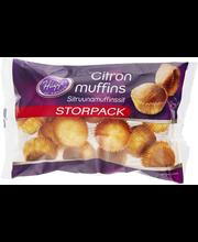 Hägges Sitruunamuffinssi 400 g sitruuna muffinssi