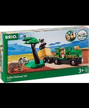 Brio Safari-junaratasetti