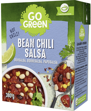 GoGreen 380g Bean Chili Sin Carne