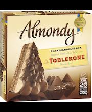 Almondy 400g Mantelikakku Toblerone