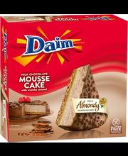 400g Daim Maitosuklaamousse kakku