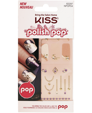 Kiss Polish Pop NPOP04 kynsikoristeet, Rodeo Drive
