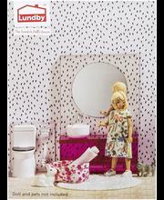Lundby-kylpyhuonekalustesetti