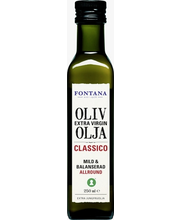 Fontana oliiviöljy 250 ml Classico EV