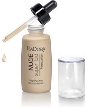 IsaDora 30ml Nude Sensation Fluid Foundation 12 Nude Sand meikkivoide