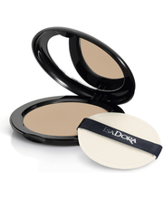 IsaDora 10g Velvet Touch Compact Powder 14 Classic Beige Mist kivipuuteri