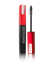 IsaDora 12ml Build-up Extra Volume Mascara 01 Super Black tuuheuttava ja pidentävä maskara