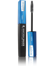 IsaDora 12ml Build Up Extra Volume Mascara 100%Waterproof 20 Black vedenkestävä ripsiväri