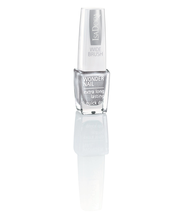 IsaDora 6 ml Wondernail Wide Brush 651 Silver Sparkles