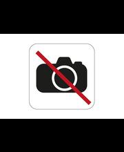 Valokuvaaminen kielletty -kyltti