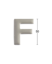 Kirjain rst 50 mm f
