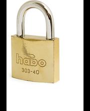 Riippulukko HABO 303-40