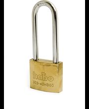 Riippulukko HABO 303-40HB60