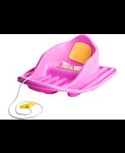 Stiga Cruiser vauvapulkka pinkki