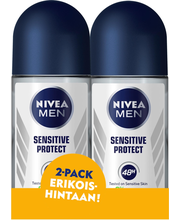 NIVEA MEN 2x50ml Sensi...
