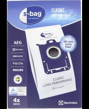 E-LUX E201S S-BAG PÖLY...