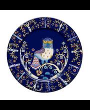 Iittala Taika lautanen 30 cm, sininen
