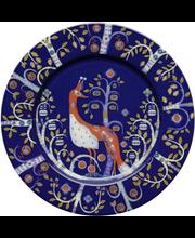 Iittala Taika lautanen 22 cm, sininen