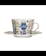 Iittala Taika kahvi/cappucinokuppi 0,2 l, valkoinen