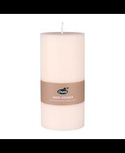 Duni 15x7cm 45h 100% steariinia vanilja pöytäkynttilä