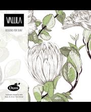 Duni Vallila 20kpl 33cm 3-krs Gloria vihreä lautasliina