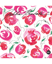 Duni Jukka Rintala 3-krs lautasliina Love of Roses 33cm 20kpl