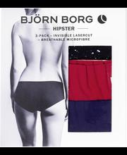 Björn Borg naisten hipster alushousut 3 kpl Stardust 1941-1050