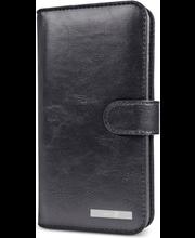 Doro 8035 lompakkosuojakuori puhelimelle musta