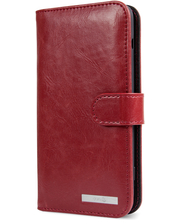 Doro suojakuori 8035 wallet case punainen