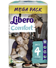 Libero Comfort 84kpl k...