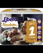 Libero Newborn 28kpl k...