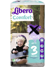 Libero Comfort 62kpl k...
