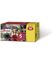 Libero Up&Go 84kpl koko 5 Big Box 10-14kg Housuvaippa