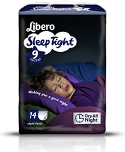 Libero SleepTight 9 14...