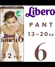 Libero Touch housuvaippa koko 6 13-20kg 32kpl