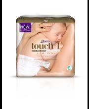 Libero Touch teippivaippa koko 1 2-5kg 24 kpl