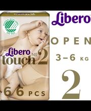 Libero Touch 66kpl tei...