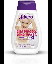 Libero 200ml Shampoo/H...