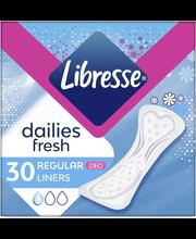 Libresse Deo Fresh normal pikkuhousunsuoja 30kpl