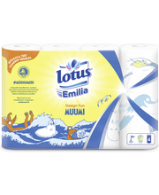 Lotus Emilia Design Fun Talouspyyhe 4 rll